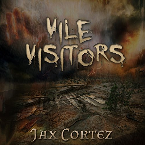 Vile Visitors audiobook cover art