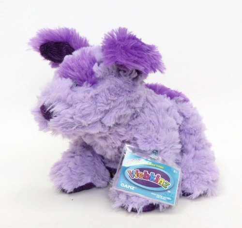 Webkinz Grape Soda Pup Soft Toy