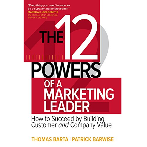 The 12 Powers of a Marketing Leader Titelbild