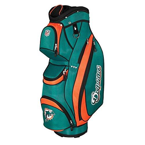 New Wilson NFL  Miami Cart Bag