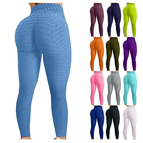 WXX Temporada de Verano Pantalones Yoga Mujeres Verde Fitness Running Yoga Cintura Alta Yoga Mujer Pantalones Para Mujeres Joggers Al Aire Libre
