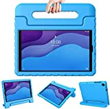 LTROP Lenovo Tab M10 HD Case, Kids Case for Lenovo Tab M10 HD 2nd Gen/Smart Tab M10 HD 2nd Gen (TB-X306F/TB-X306X),Shockproof Convertible Handle Stand Case for Lenovo M10 HD 2nd Gen 10.1' 2020, Blue