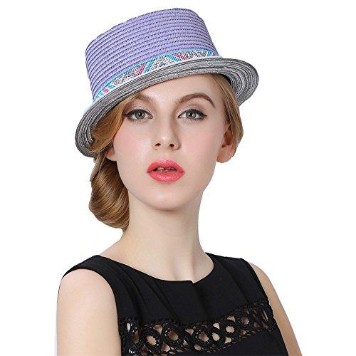 Ying xinguang Beach Hat Lady Gorra de Desgaste de Primavera y Verano de Estilo Europeo y Americano !