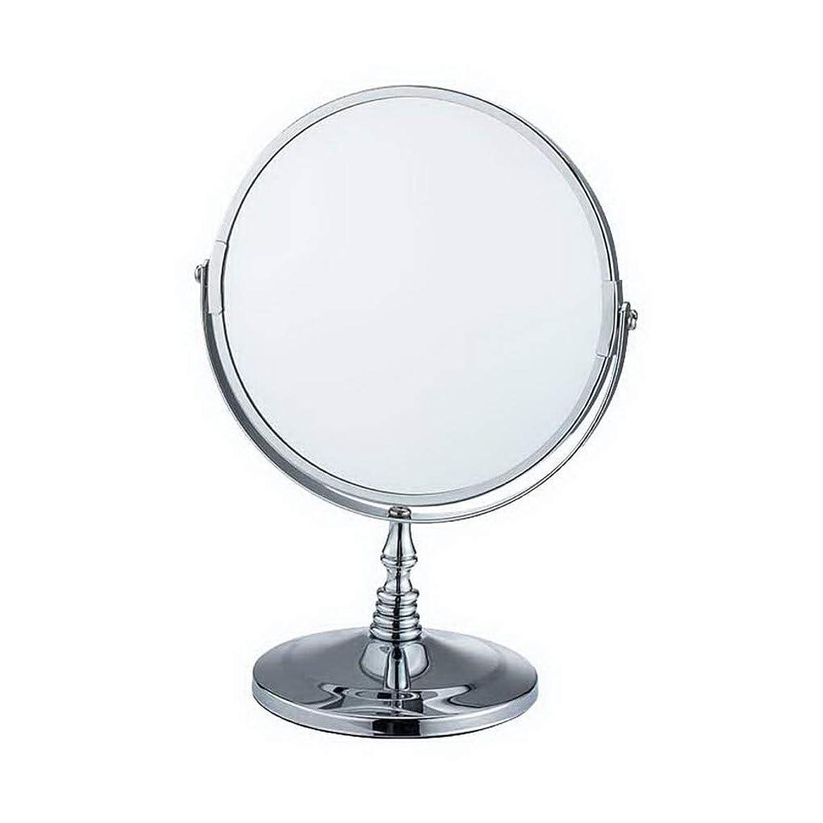 ホームレス虫を数えるキリスト教ACMEDE 化粧鏡 卓上鏡 鏡 拡大鏡 卓上 led付き 折りたたみ 2倍&3倍&5倍 明るさ調節可能 360°回転 メイク道具 両面化粧鏡 洋式アームミラー