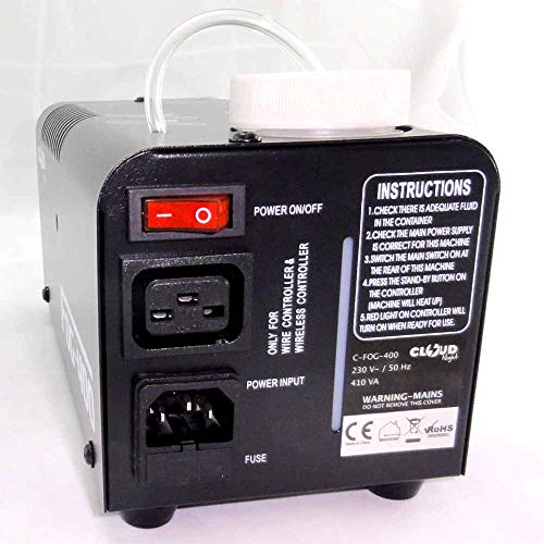 Dyntronic 400W Micro Mini Nebelmaschine