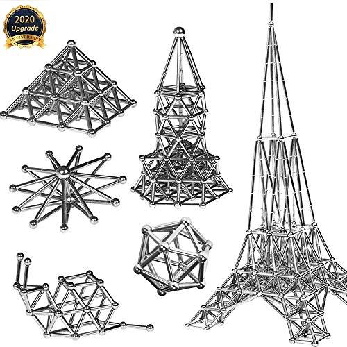 1000 Arten von kombinierten Spielen magische Bausteine Spielzeug, Magnetstift Eimer Kugel Starbucks Kombinationssatz Magnet Perlmagnet Stein Puzzle Dekompression Spielzeug für Erwachsene