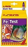 sera 04610 Fe-Test 15 ml - Eisen Test für ca.