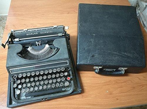 Maquina de escribir Hispano Olivitti Studio 46