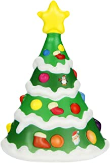 Lavany Squishy Jumbo Christmas Tree Toys,Cute Animals Squishy Slow Rising Jumbo Squishy Toy Scented Toy for Adult Party (Christmas Tree◆)