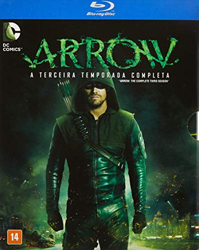 Arrow 3A Temp [Blu-ray]