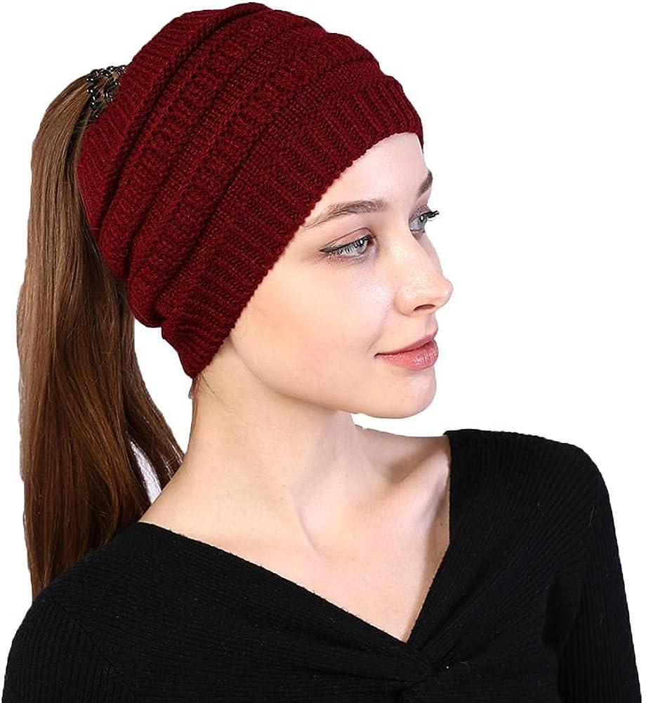 Women Winter Ear Warmers Headbands Warm Knitted Crochet Head Wraps Ear Band Covers