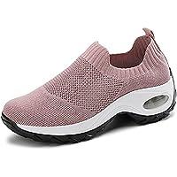 Womens Lightweight Casual Non Slip Air Cushion Walking Shoes (various)