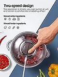 IMG-1 tritatutto da cucina elettrico 350
