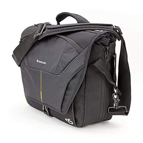 Alta Rise Fototassen en rugzakken, schoudertas, zwart, Innenmaß:330x165x280mm