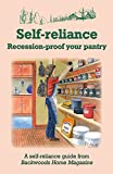 self-reliance recession proof your pantry