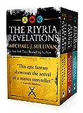 Riyria Revelations: Theft of Swords, Rise of Empire, Heir of Novron