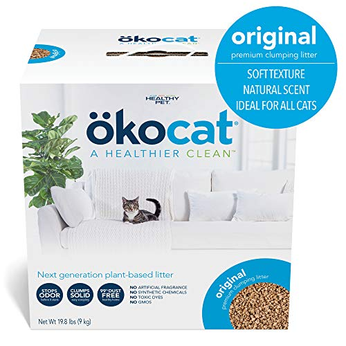 Healthy Pet ökocat Natural Wood Cat Litter