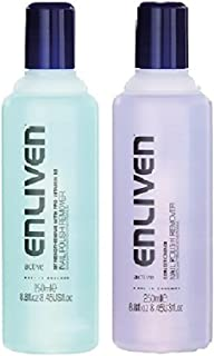 Enliven Nail Polish Remover Pro-v and Purple Combo