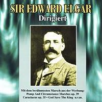 Sir Edward Elgar Dirigiert