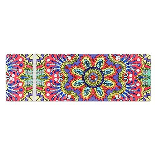 DIY Spécial Forme Diamant Peinture Crayon Cas 2 Grilles Boîte De Rangement Papeterie Boîte À Bijoux Diamant Broderie Mandala Enfants Cadeau (A1)
