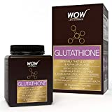 WOW Glutathione with Milk Thistle Extract 500mg - 30 Vegetarian Capsules