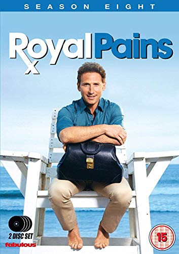 Royal Pains Season 8 [2 DVDs] [UK Import]