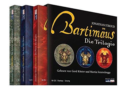 Die Bartimäus Trilogie: Das Amulett von Samarkand - Das Auge des Golem - Die Pforte des Magiers (Die BARTIMÄUS-Reihe, Band 1)