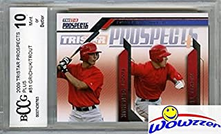 Amazoncom Mike Trout Trading Cards Sports Collectibles Fine Art