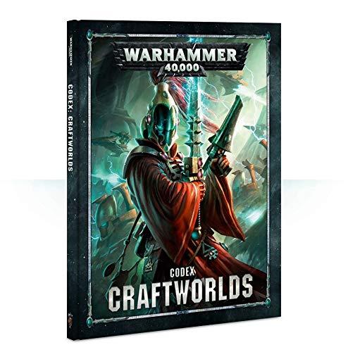 Codex: Eldar Craftworlds Warhammer 40,000 40K [Hardcover]