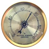 Cigar Oasis Analog Hygrometer by Western Humidor...