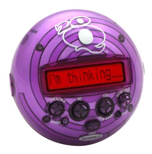 20Q Handheld Game - Version 3.0 - Purple