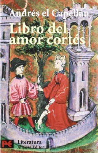 Libro del amor cortés (El libro de bolsillo - Literatura)