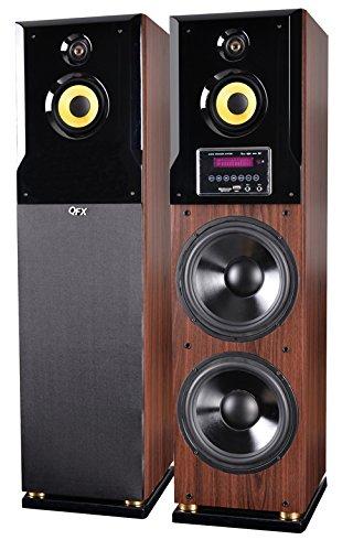 sistema portátil de audio daewoo fabricante QFX