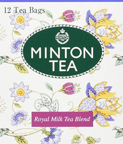 共栄製茶『ミントンハドンホールロイヤルミルクティー』