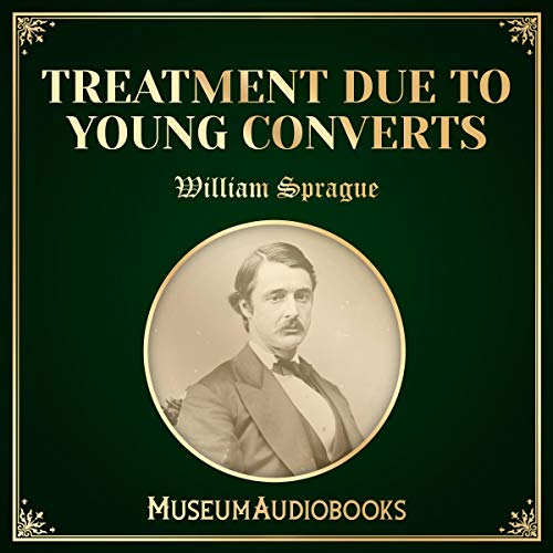 Treatment Due to Young Converts audiobook cover art
