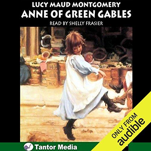 Anne of Green Gables audiobook cover art