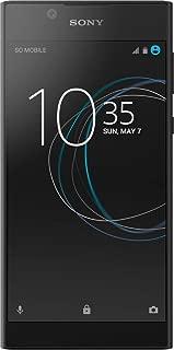 """Sony Xperia L1 G3313-16GB 5.5"""" LTE QuadCore Factory Unlocked Smartphone - Black"""