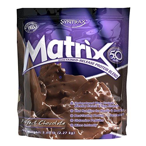 Matrix Protein Blend - Syntrax - 2.270g - Milk Chocolate