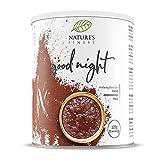 Nature's Finest Latte Buenas Noches 125g | Mezcla orgánica de infusión de Cacao, Ashwaganhda y Maca | Vegetariana y vegana.
