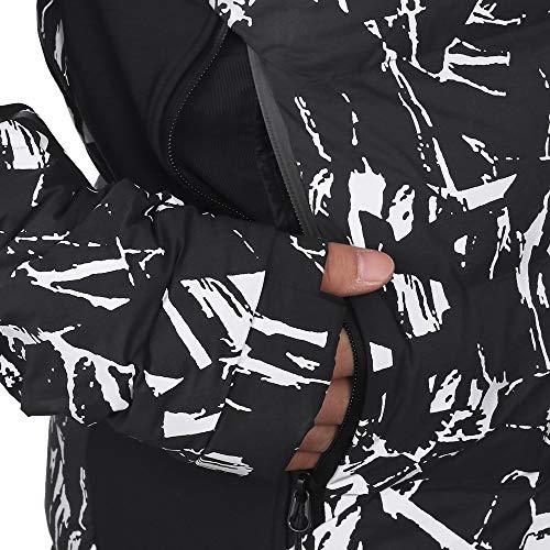 [カナダグース]メンズダウンジャケットブラックレーベルCANADAGOOSEBLACKLABELハイブリッジリフレクティブ2731MBR916ブラック[並行輸入品](M)