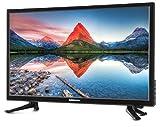 Medion LIFE P12310 54,6 cm (21,5 Zoll Full HD) Fernseher (LCD-TV, Triple Tuner, DVB-T2 HD,...