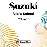 Suzuki Viola School, Vol. 8