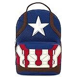 Loungefly Captain America Endgame Hero Mini Backpack Standard