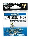 がまかつ(Gamakatsu) カサゴ鈎(ガシラ) フック 金 10号 釣り針