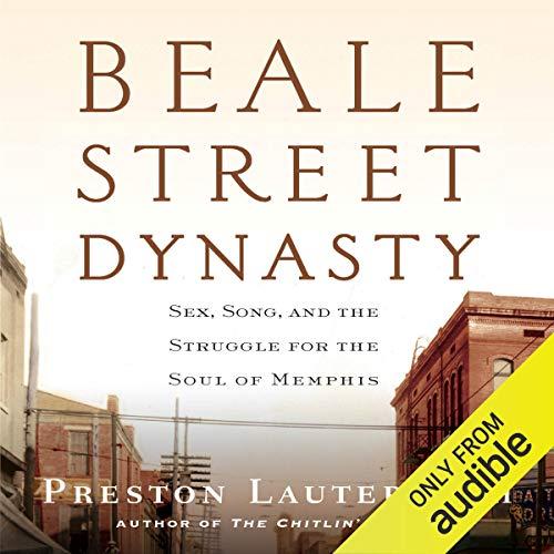 Beale Street Dynasty audiobook cover art