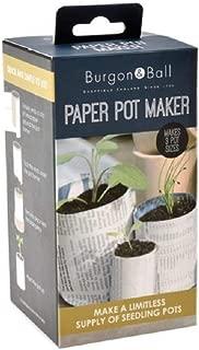 Burgon & Ball GEC/POTM Paper Pot Maker (New Packaging)