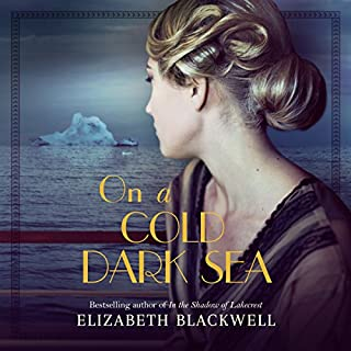 On a Cold Dark Sea audiobook cover art