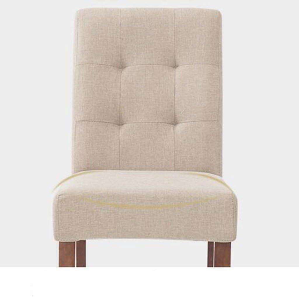 Président WGZ- Solide Bois À Manger Chaise Café Table Chaises Hôtel Restaurant Dossier Bureau Tabouret Simple Moderne Nail Chaise Ménage Adulte Simple (Color : C) A