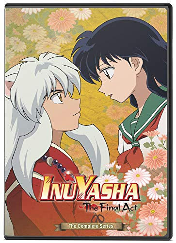 Inuyasha The Final Act - The Complete Series (DVD)