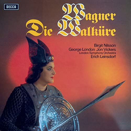 Erich Leinsdorf, Birgit Nilsson, George London, Jon Vickers, Gre Brouwenstijn, David Ward, Rita Gorr & London Symphony Orchestra